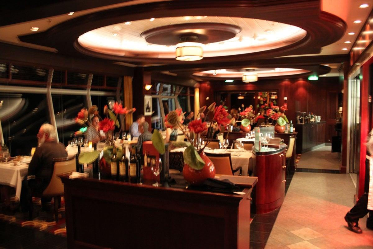 Restaurant review chops grille royal caribbean blog for The restaurant