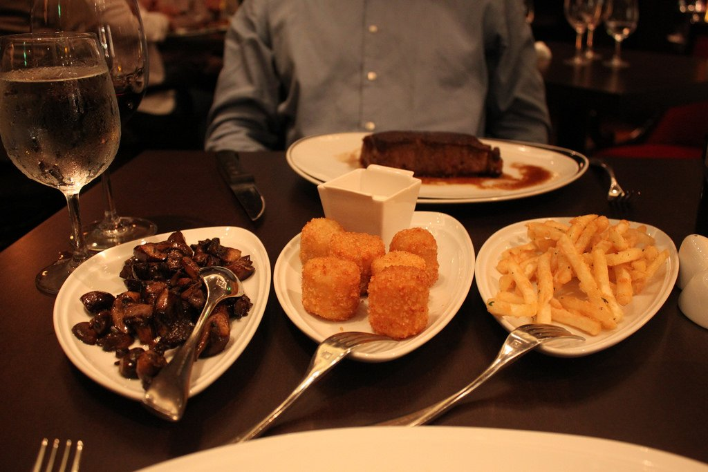Restaurant Review: Chops Grille on Navigator of the Seas | Royal Caribbean Blog