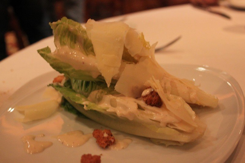 restaurant review: chops grille on jewel of the seas | royal