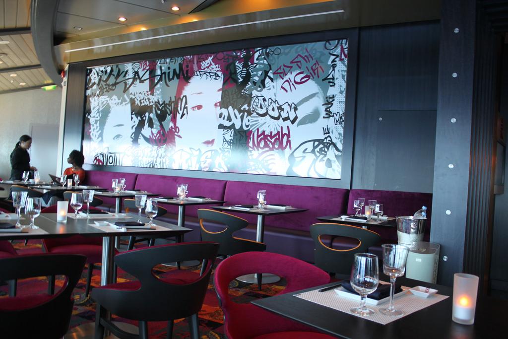 Restaurant review izumi on navigator of the seas royal