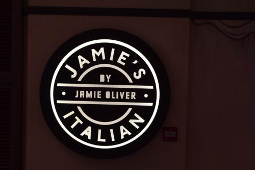 Jamies Italian Is A Specialty Restaurant Created By Celebrity Chef Jamie Oliver That Offers Rustic Dishes Made From Seasonal Ingredients And Tried