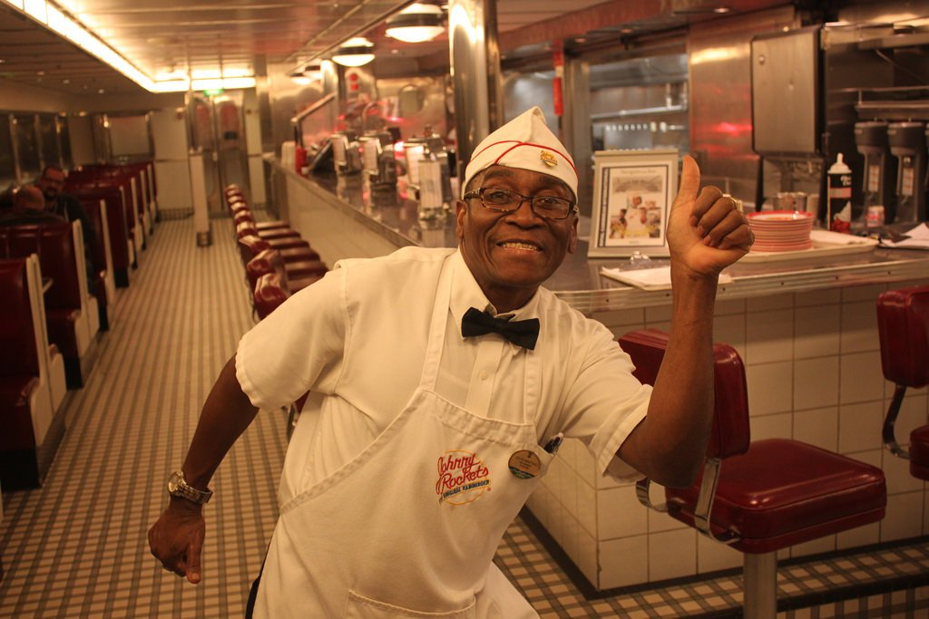 Johnny Rockets Royal Caribbean Blog