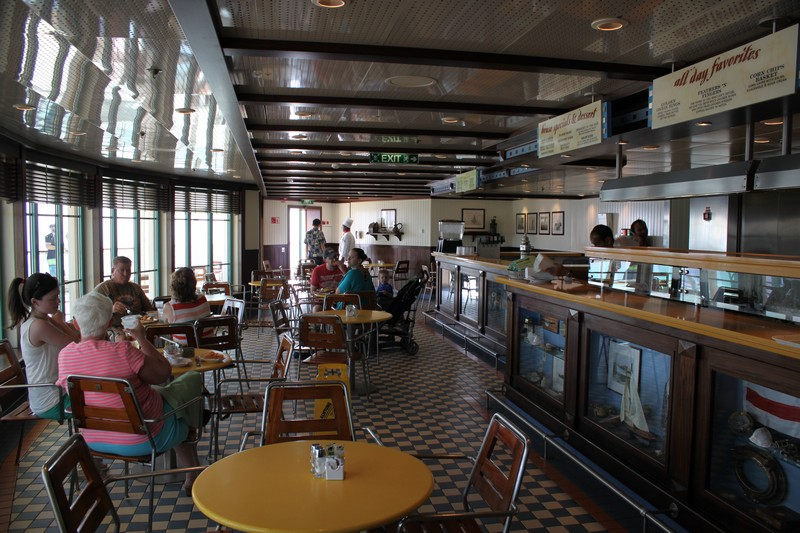 Oasis Of The Sea Restaurant Review