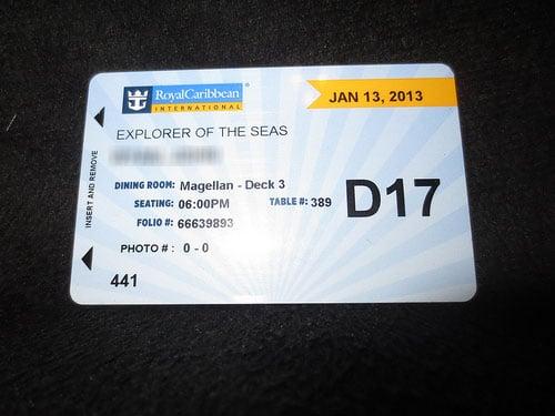 Cruising 101 Seapass Account Royal Caribbean Blog