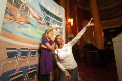 Royal Caribbean launches new Dreamworks marketing campaign in London