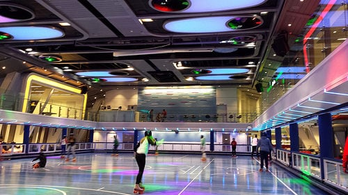 Free Royal Caribbean Onboard Physical And Fun Activities