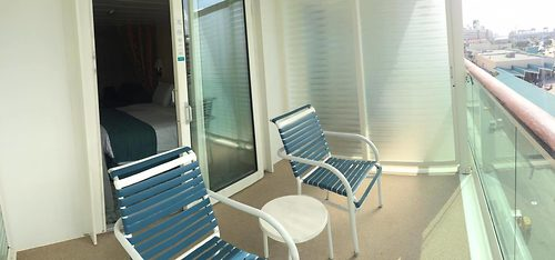 Independence Of The Seas Category D3 Balcony Stateroom