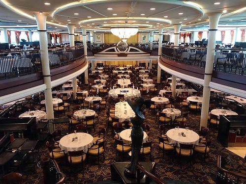 Enchantment Of The Seas Live Blog Day 1 Embarkation Day