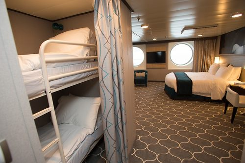 The Next Category Up From Inside Staterooms Are Oceanview Which Slightly Larger Rooms That Have A Porthole Or Window To Ocean