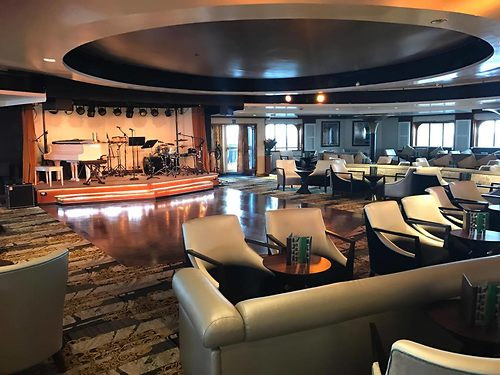 Tour Of The Bars And Lounges On Royal Caribbean S Empress