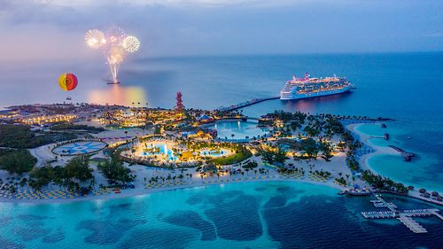 Royal Caribbean: Two Calls to Coco Cay on Select Sailings
