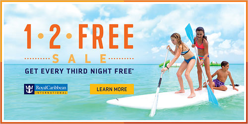 Royal Caribbean Offering Kids Sail Free And Other Special Offers - Kids sail free