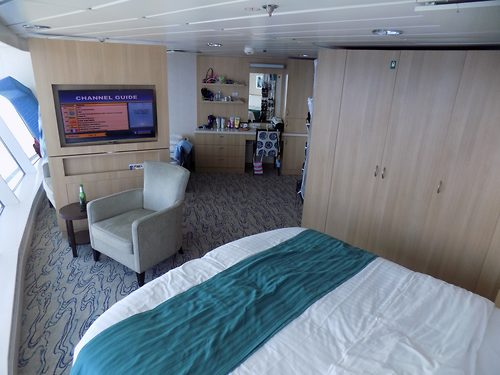 Photo Tour Of Family Panoramic Ocean View Stateroom On