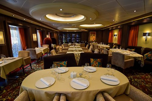 How to book Royal Caribbean specialty restaurant reservations