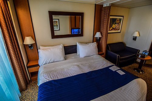 Photo Tour Of Category 5d Ocean View Stateroom With