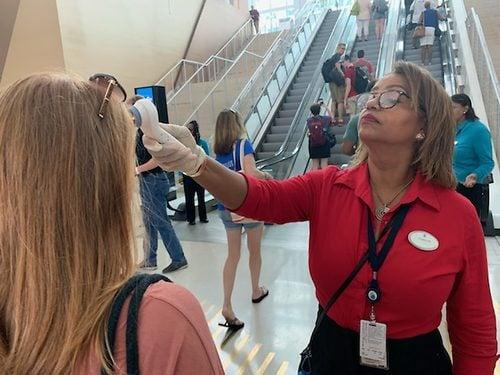 As Coronavirus Spreads Nationwide, Cruise Ship Heads To Port In California