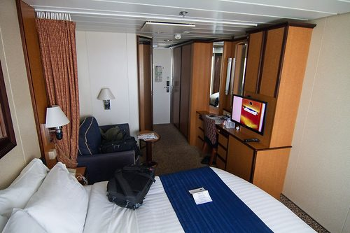 Brilliance Of The Seas Category E2 Deluxe Ocean View Stateroom With Balcony Photo Tour Royal