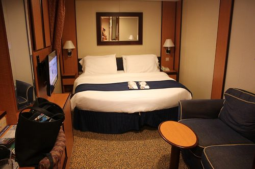 Brilliance Of The Seas Category N Inside Stateroom Photo