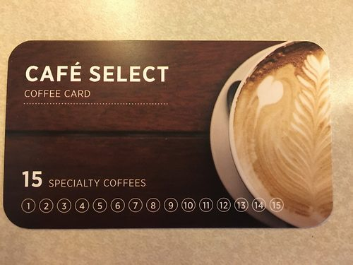 Image result for rci coffee card