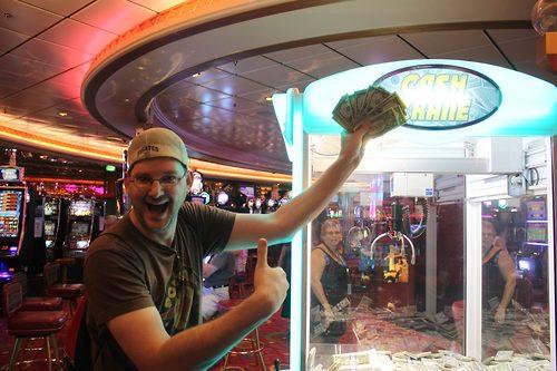 oasis of the seas casino cash