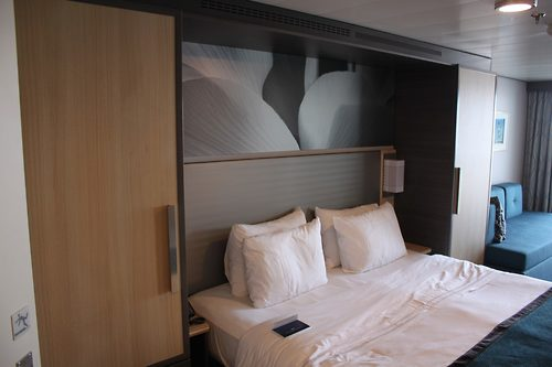 Photo Tour Of Category D6 Superior Ocean View Stateroom