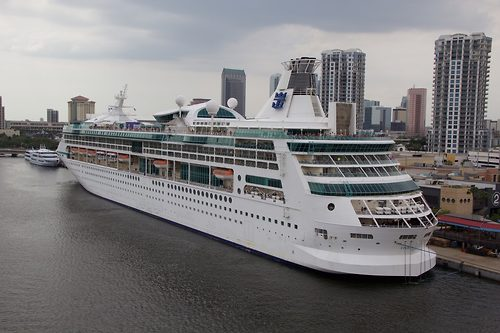 Brilliance Of The Seas Live Blog - Day 1 - Embarkation Day | Royal Caribbean Blog