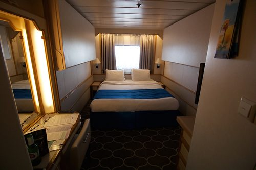 Empress Of The Seas Live Blog Day 1 Embarkation Day
