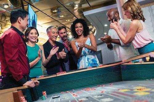 Royal Caribbean Casino Free Cruise