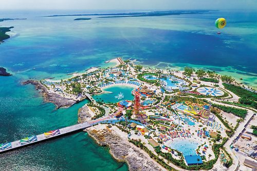Royal Caribbean to reopen Perfect Day at CocoCay on