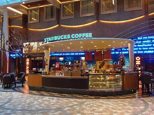 Starbucks On Royal Caribbean Cruise Ships Royal