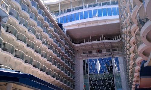 La croisiere pourquoi, comment!... Boardwalk-balconies