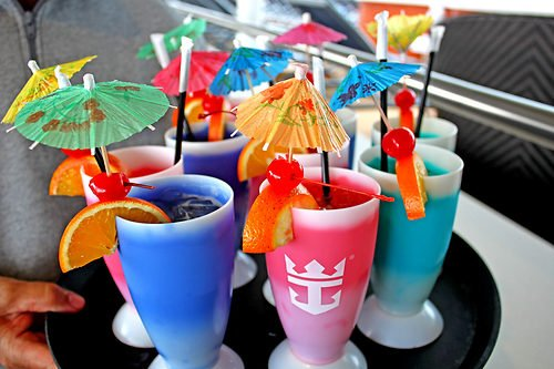 Unlimited Alcohol Packages Royal Caribbean Blog - Allure of the seas drink package