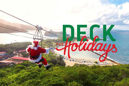 Royal Caribbean announces Deck the Holidays Christmas celebration ...