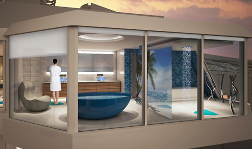 Royal Caribbean Reveals First Look At Spectrum Of The Seas