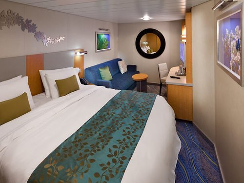 99 days of harmony single cabin staterooms royal for Harmonie interieur