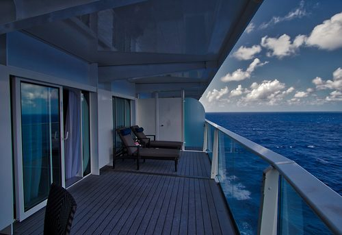 Photo Tour Of Owner S Suite On Royal Caribbean S Harmony