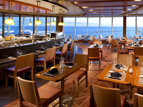 Ways royal caribbean is different than disney cruise