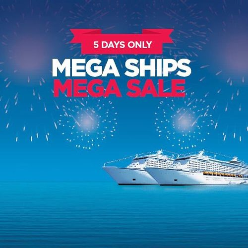 Royal Caribbean Australia Launches 5 Day Quot Mega Ships Mega Sale Quot Royal Caribbean Blog