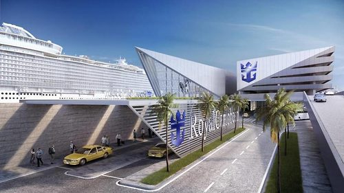Royal Caribbean Will Build A New Cruise Terminal In Miami