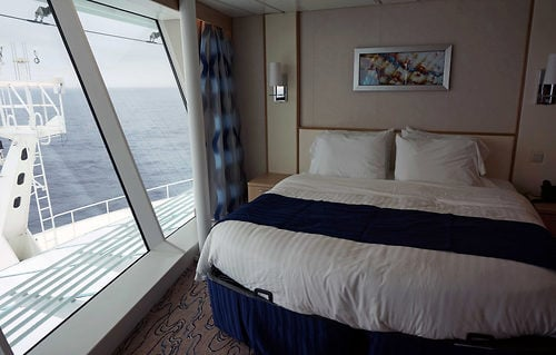 As You Might Imagine The Reason To Book A Stateroom Like This Is For Amazing Views Without Balcony View Price