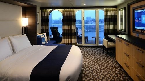 Anthem Of The Seas Superior Balcony Room Anthem Of The