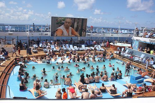 Quantum Of The Seas Pools In general, on ...