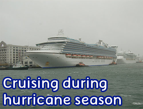 Cruising During Hurricane Season  Royal Caribbean Blog Podcast