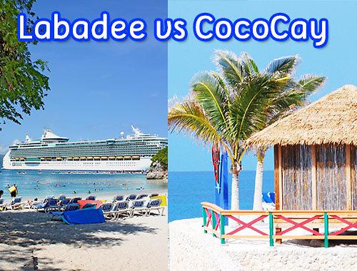 labadee vs cococay royal caribbean blog podcast. Black Bedroom Furniture Sets. Home Design Ideas