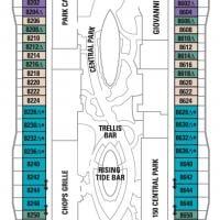 allure of the seas deck plans royal caribbean blog