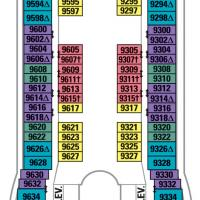 Rccl Liberty Of The Seas Deck Plans