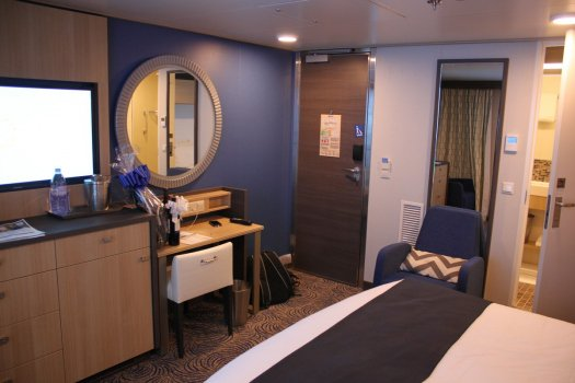 Quantum Of The Seas Category L Large Interior Stateroom Royal Caribbean Blog