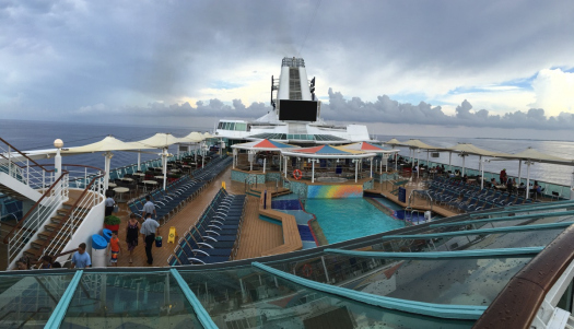 Photo Tour Of Royal Caribbean S Empress Of The Seas Royal Caribbean Blog