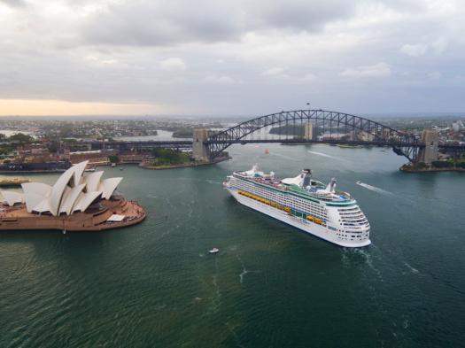 Australia Royal Caribbean Blog