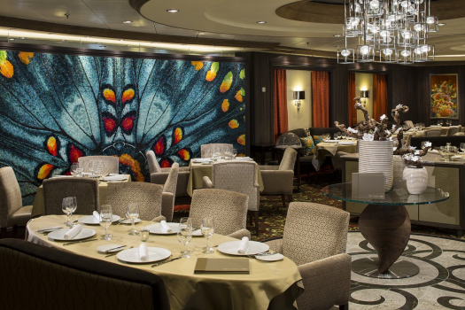 Photos From Restaurants And Bars On Royal Caribbean S